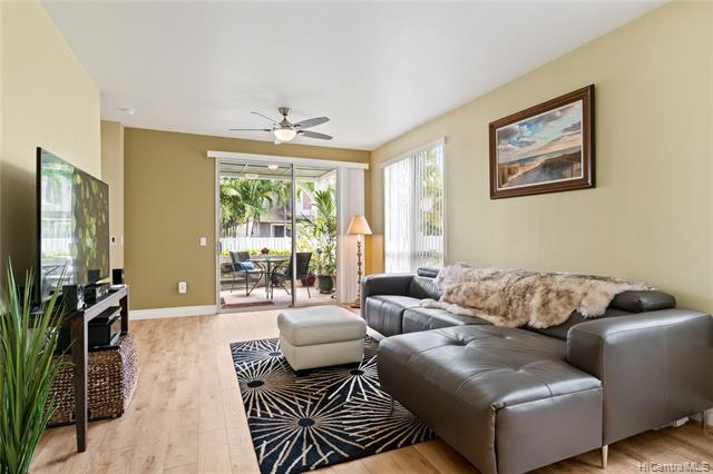 Photo of home for sale at 91-1058-H Kekuilani Loop, Kapolei HI