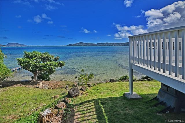 Photo of home for sale at 45-012 Lilipuna Road, Kaneohe HI