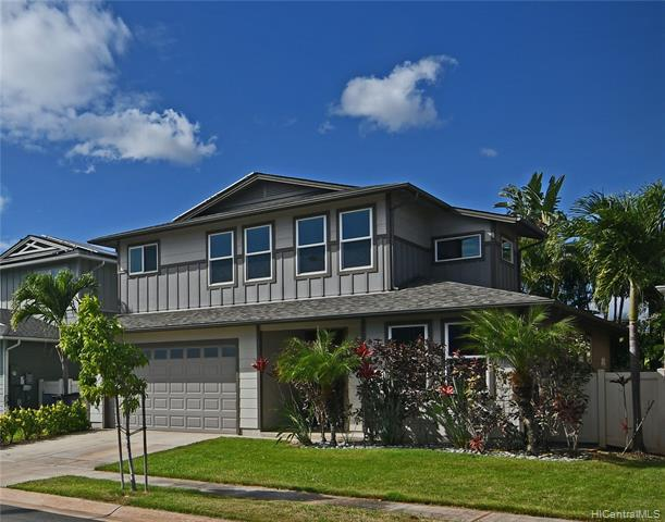Photo of home for sale at 91-1052 Pekau Street, Ewa Beach HI