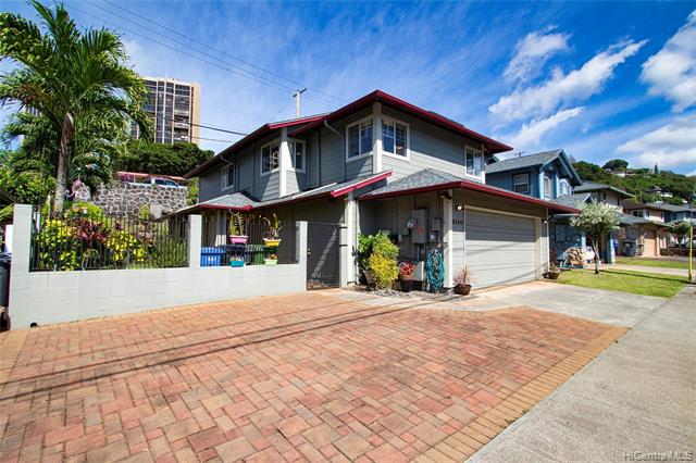 Photo of home for sale at 2114 Booth Road, Honolulu HI
