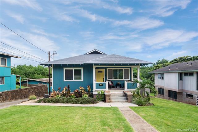 Photo of home for sale at 91-2176 Fort Weaver Road, Ewa Beach HI