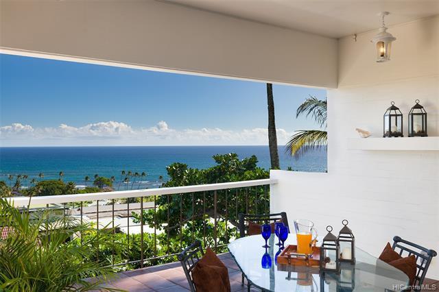 Photo of home for sale at 3853 Pokapahu Place, Honolulu HI