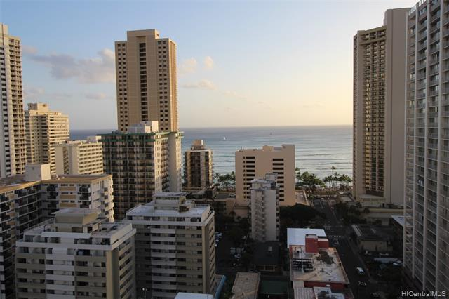 Photo of home for sale at 2440 Kuhio Avenue, Honolulu HI