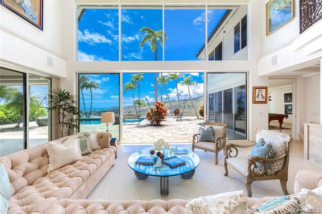 Photo of home for sale at 120 Hanohano Place, Honolulu HI