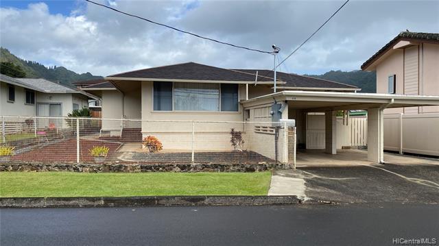 Photo of home for sale at 618 Maui Street, Honolulu HI