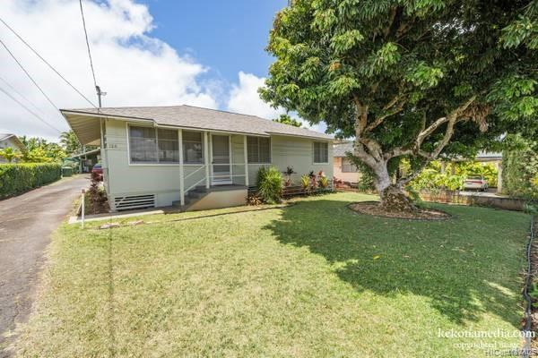 Photo of home for sale at 128 Nanea Avenue, Wahiawa HI