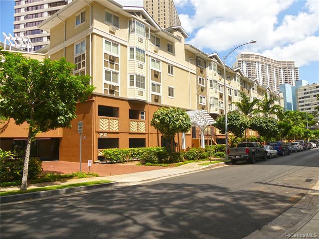 Photo of home for sale at 1800 Kaioo Drive, Honolulu HI