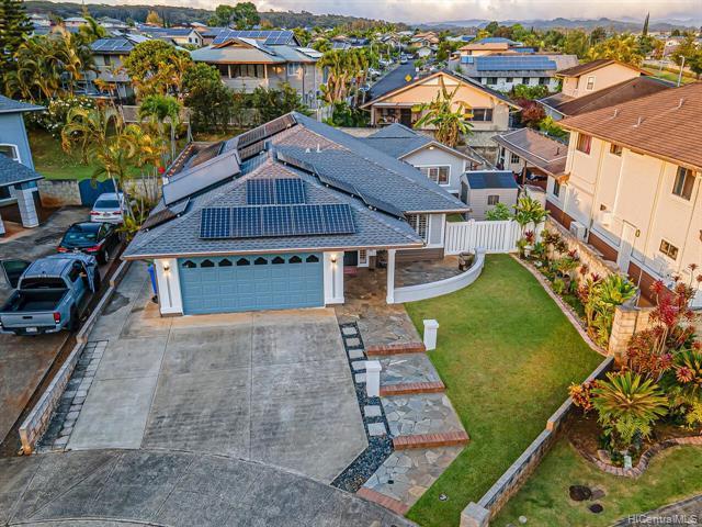Photo of home for sale at 95-319 Hookowa Place, Mililani HI