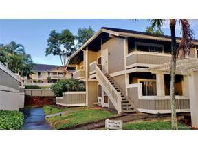 Property for sale at 94-1336 Kulewa Loop Unit: 5S, Waipahu,  Hawaii 96797