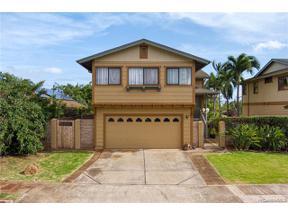 Property for sale at 91-1017 Paaoloulu Way, Kapolei,  Hawaii 96707