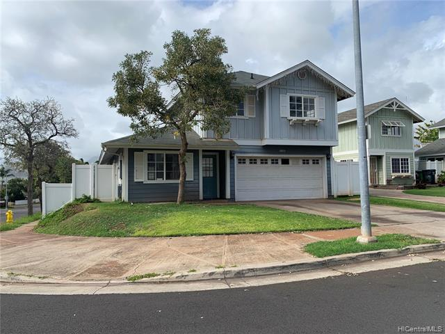 Photo of home for sale at 87-1096 Oheohe Street, Waianae HI