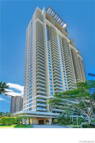 Photo of home for sale at 1551 Ala Wai Boulevard, Honolulu HI