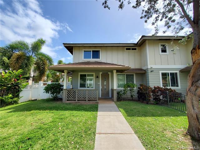 Photo of home for sale at 418 Koakoa Street, Kapolei HI