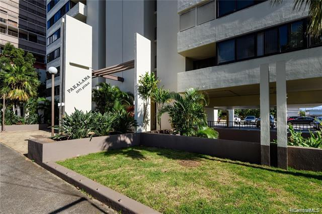 Photo of home for sale at 1571 Piikoi Street, Honolulu HI