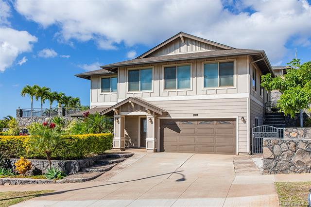 Photo of home for sale at 92-860 Welo Street, Kapolei HI