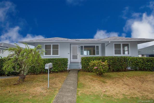 Photo of home for sale at 2137 Kula Street, Honolulu HI