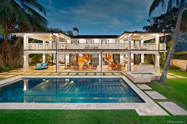 Photo of home for sale at 447 Portlock Road, Honolulu HI