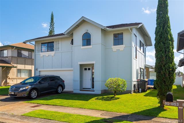 Photo of home for sale at 95-1053 Pahaku Street, Mililani HI