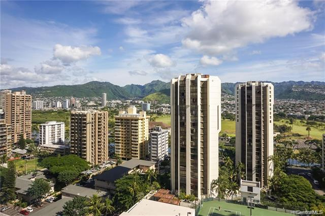 Photo of home for sale at 229 Paoakalani Avenue, Honolulu HI