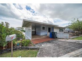 Property for sale at 3711 Mariposa Drive, Honolulu,  Hawaii 96816