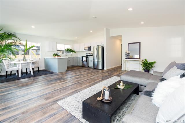 Photo of home for sale at 84-827B Lahaina Street, Waianae HI