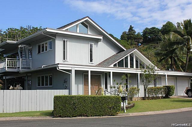 Photo of home for sale at 44-663 Kuono Place, Kaneohe HI