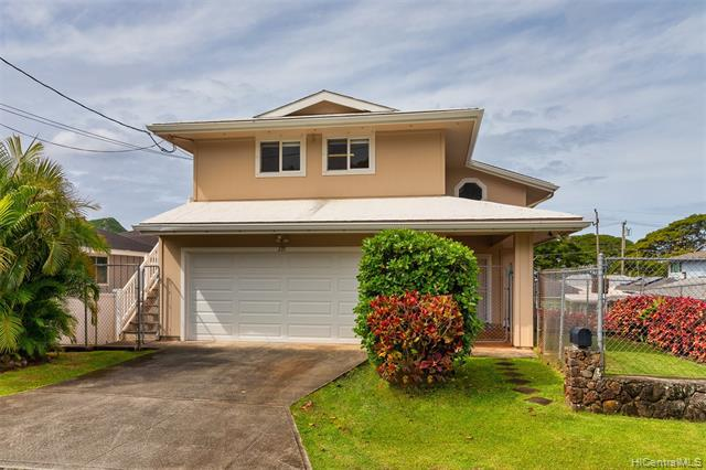 Photo of home for sale at 235 Koalele Street, Honolulu HI