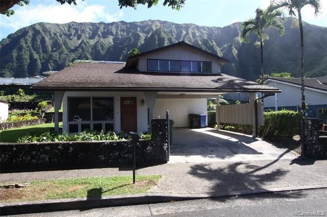 Photo of home for sale at 47-572 Hui Iwa Street, Kaneohe HI