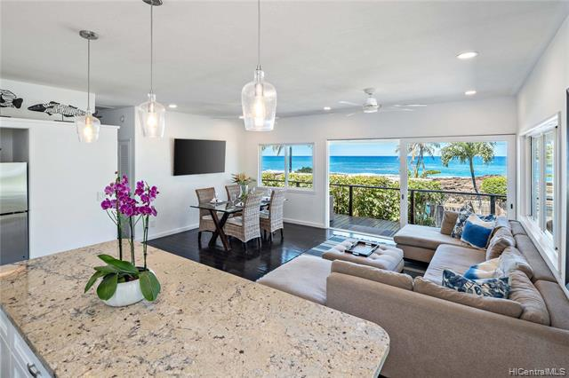 Photo of home for sale at 59-625 Ke Iki Road, Haleiwa HI