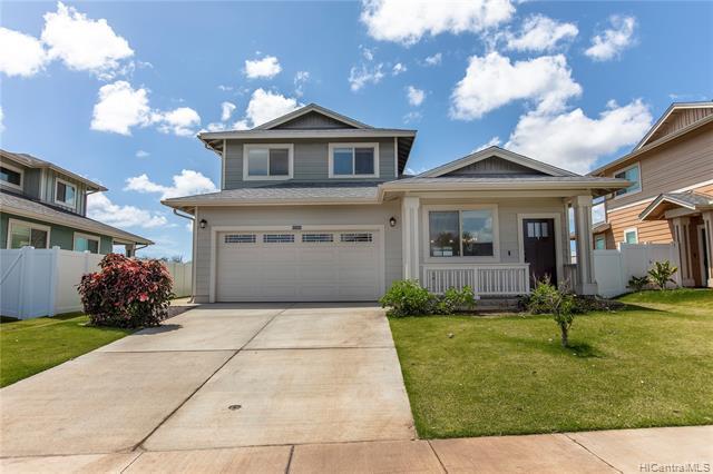 Photo of home for sale at 91-3410 Maohiohi Loop, Ewa Beach HI