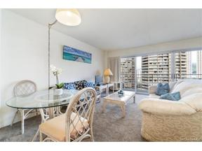 Property for sale at 1777 Ala Moana Boulevard Unit: 1619, Honolulu,  Hawaii 96815