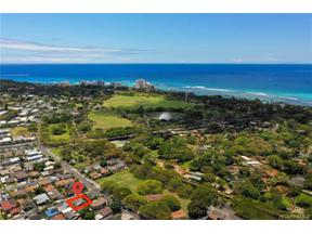 Property for sale at 3008 Hinano Street, Honolulu,  Hawaii 96815