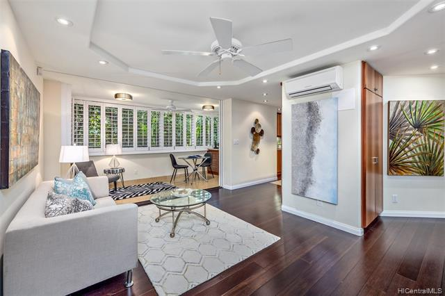 Photo of home for sale at 3055 Pualei Circle, Honolulu HI