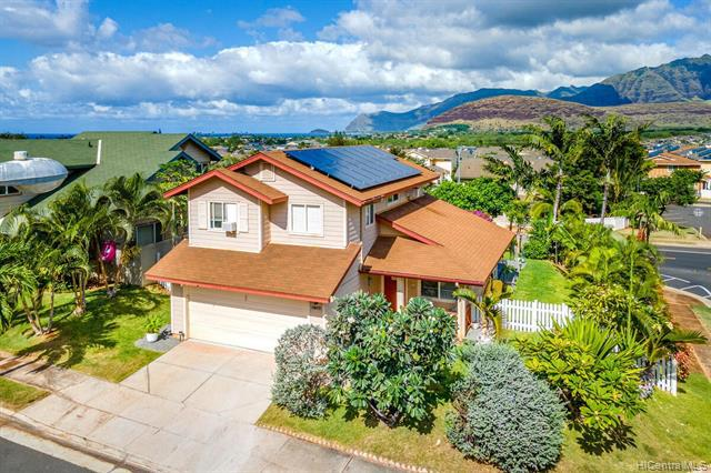 Photo of home for sale at 87-1026 Huamoa Street, Waianae HI