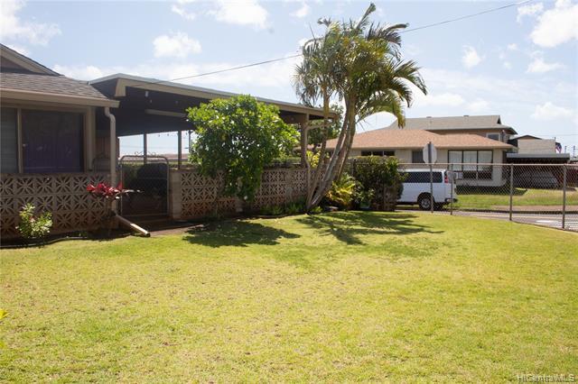 Photo of home for sale at 1312 Kaweloka Street, Pearl City HI