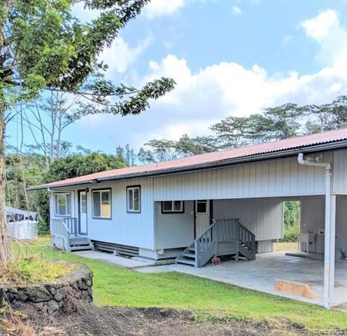 Photo of home for sale at 14-3457 Maui Road, Pahoa HI