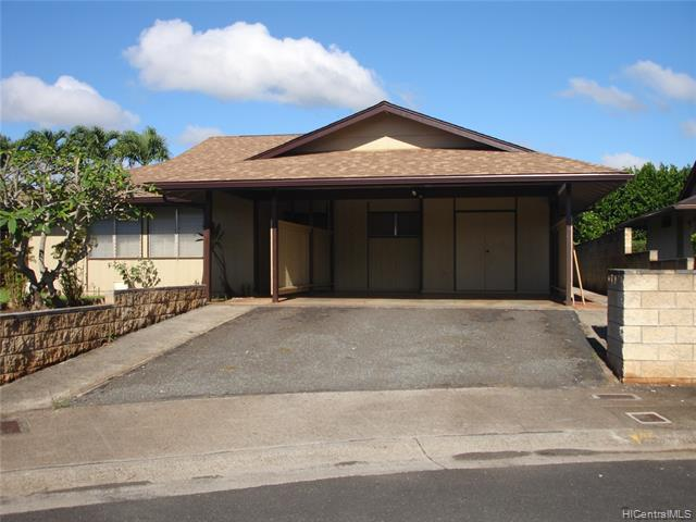 Photo of home for sale in Mililani HI