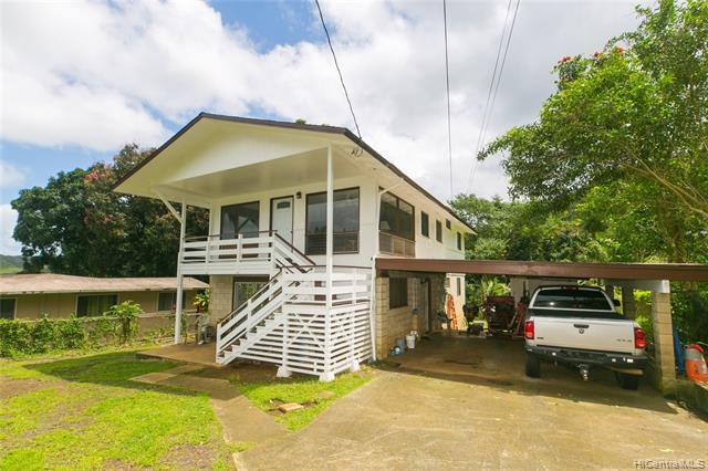 Photo of home for sale at 47-580 Ahuimanu Road, Kaneohe HI