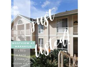 Property for sale at 92-1202 Palahia Street Unit: Q105, Kapolei,  Hawaii 96707