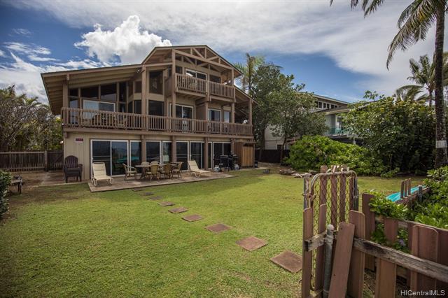 Photo of home for sale at 67-330 Kaiea Place, Waialua HI