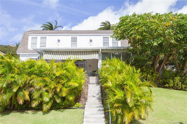 Photo of home for sale at 2342 Ferdinand Avenue, Honolulu HI