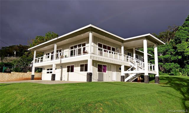 Photo of home for sale at 3651A Alani Drive, Honolulu HI