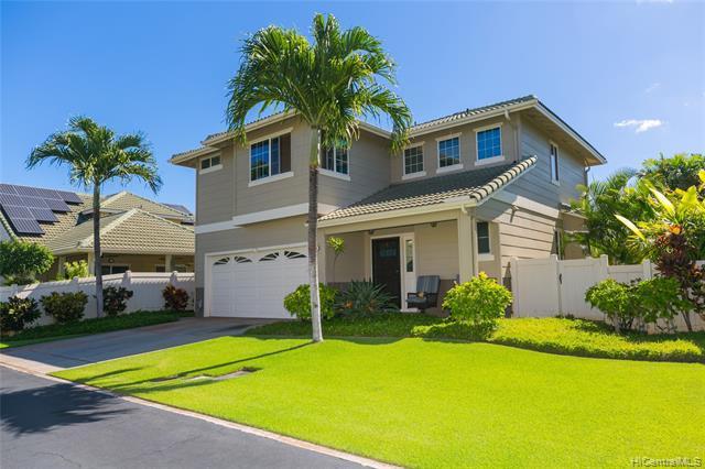 Photo of home for sale at 91-793 Launahele Street, Ewa Beach HI