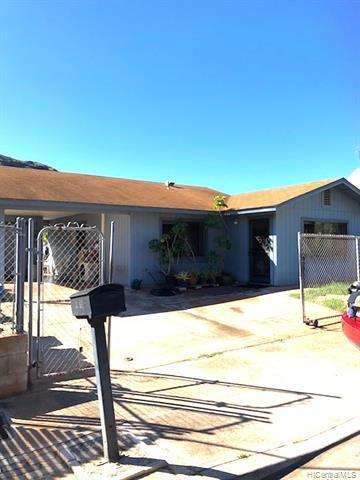 Photo of home for sale at 86-301 Hokupaa Street, Waianae HI
