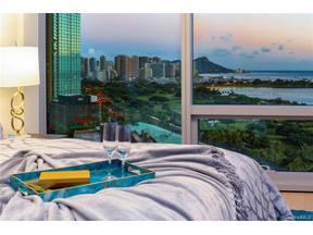 Property for sale at 1118 Ala Moana Boulevard Unit: 1502, Honolulu,  Hawaii 96814