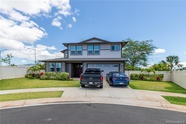 Photo of home for sale at 91-1051 Hokua Street, Ewa Beach HI