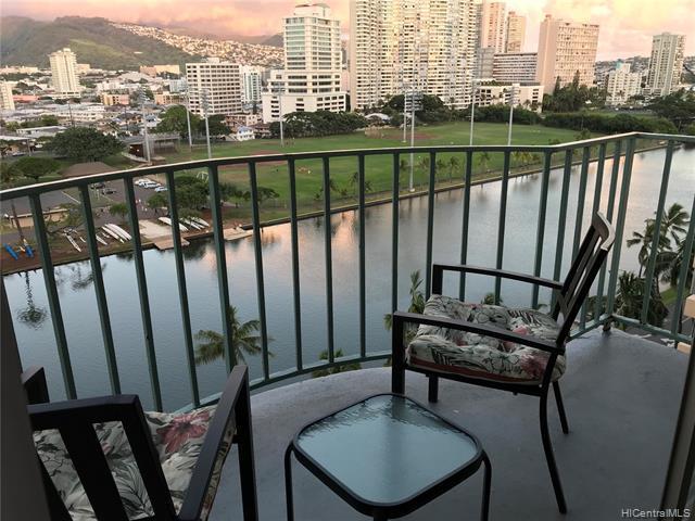 Photo of home for sale at 1909 Ala Wai Boulevard, Honolulu HI