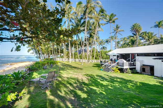 Photo of home for sale at 57-329 Pahipahialua Street, Kahuku HI