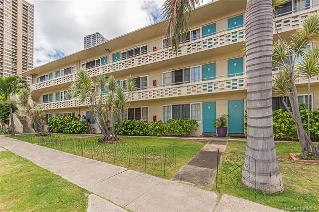 Photo of home for sale at 1627 Ala Wai Boulevard, Honolulu HI