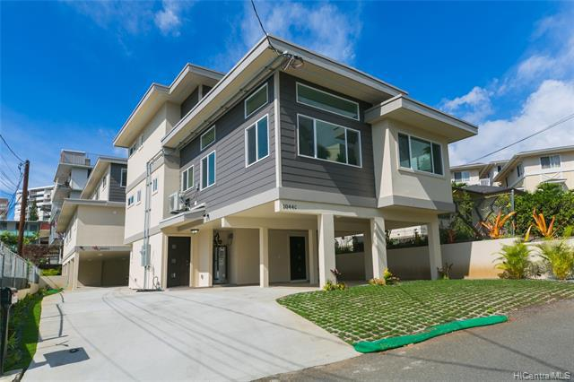 Photo of home for sale at 1044 Green Street, Honolulu HI